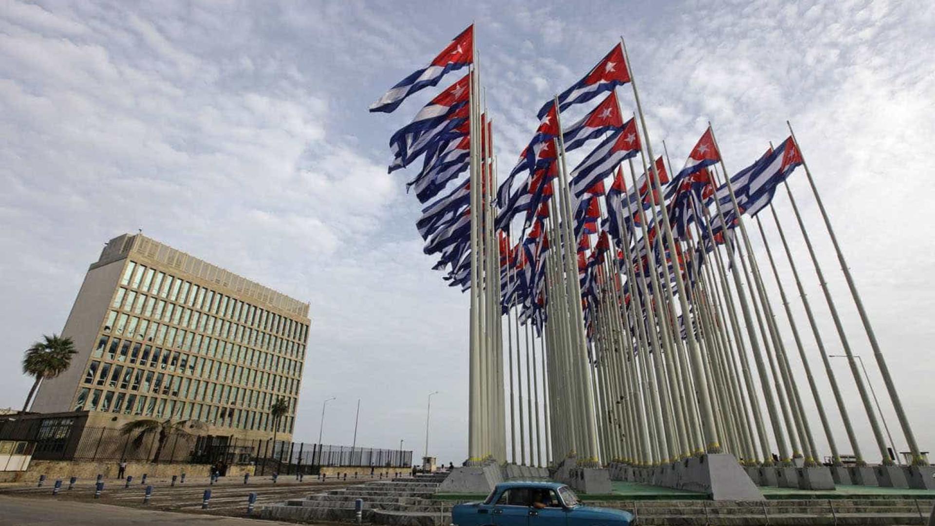 Dezasseis funcionários diplomáticos dos EUA vítimas de perda de audição em Cuba