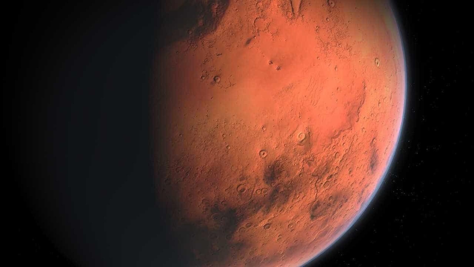 Descoberta sobre superfície de Marte surpreende cientistas