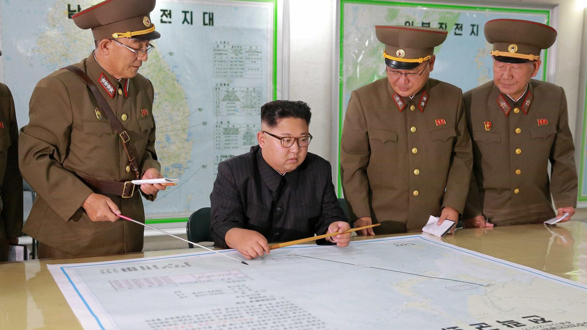 Mísseis da Coreia do Norte estão prontos para alcançar EUA em 6 meses