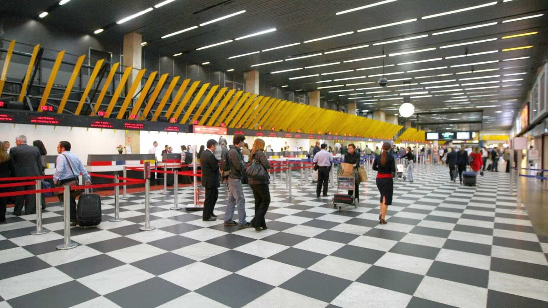 Aeroportos do Brasil estão entre os mais pontuais do mundo