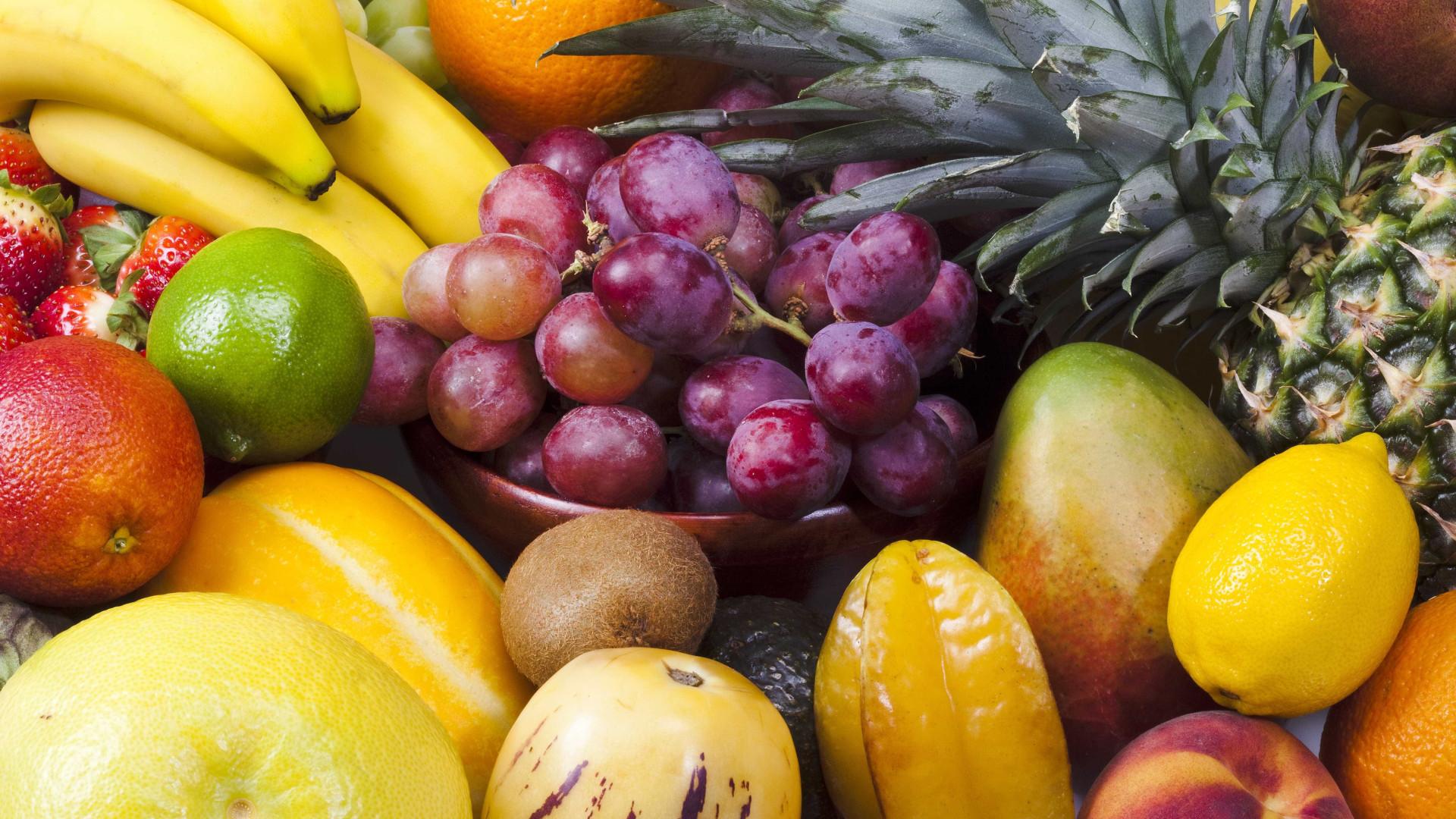 10 frutas que ajudam a emagrecer e suas respectivas calorias