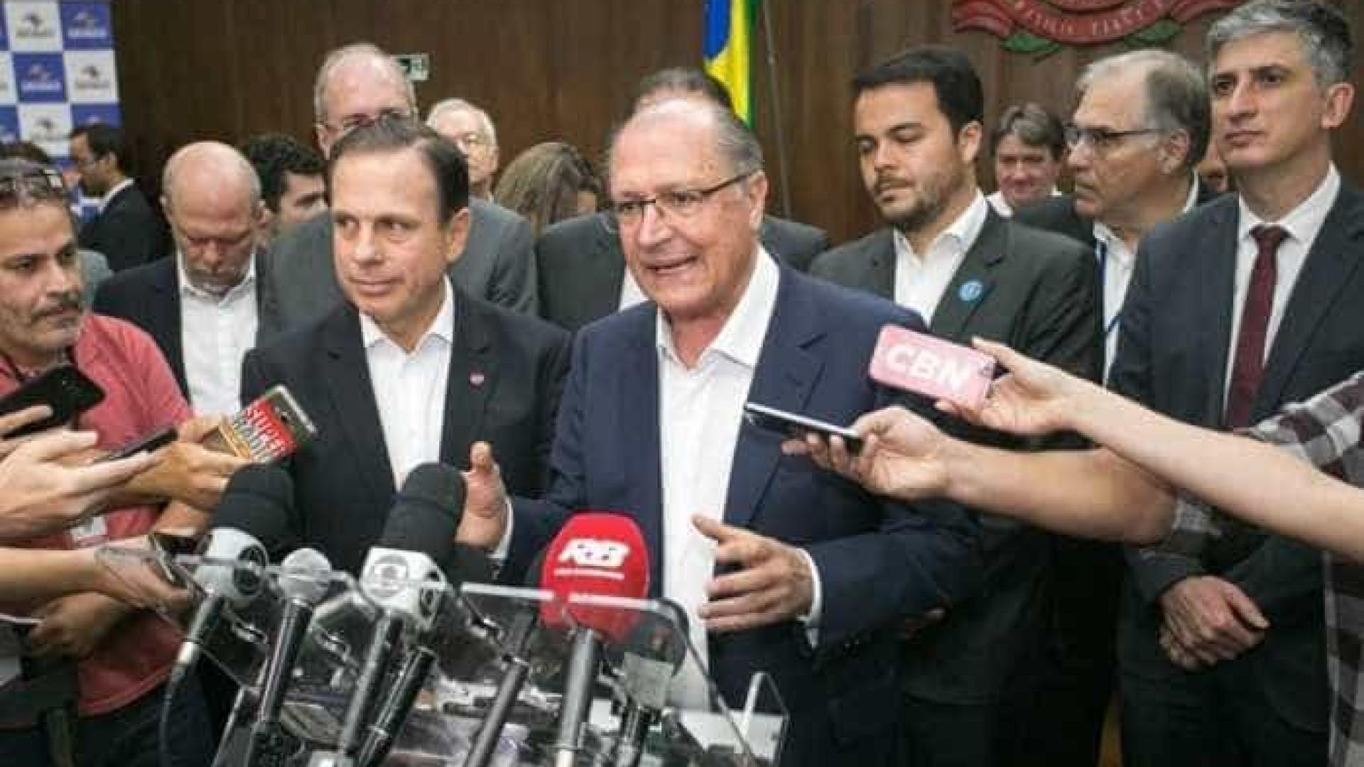 Doria: PSDB precisa acalmar os ânimos e de novos nomes na direção