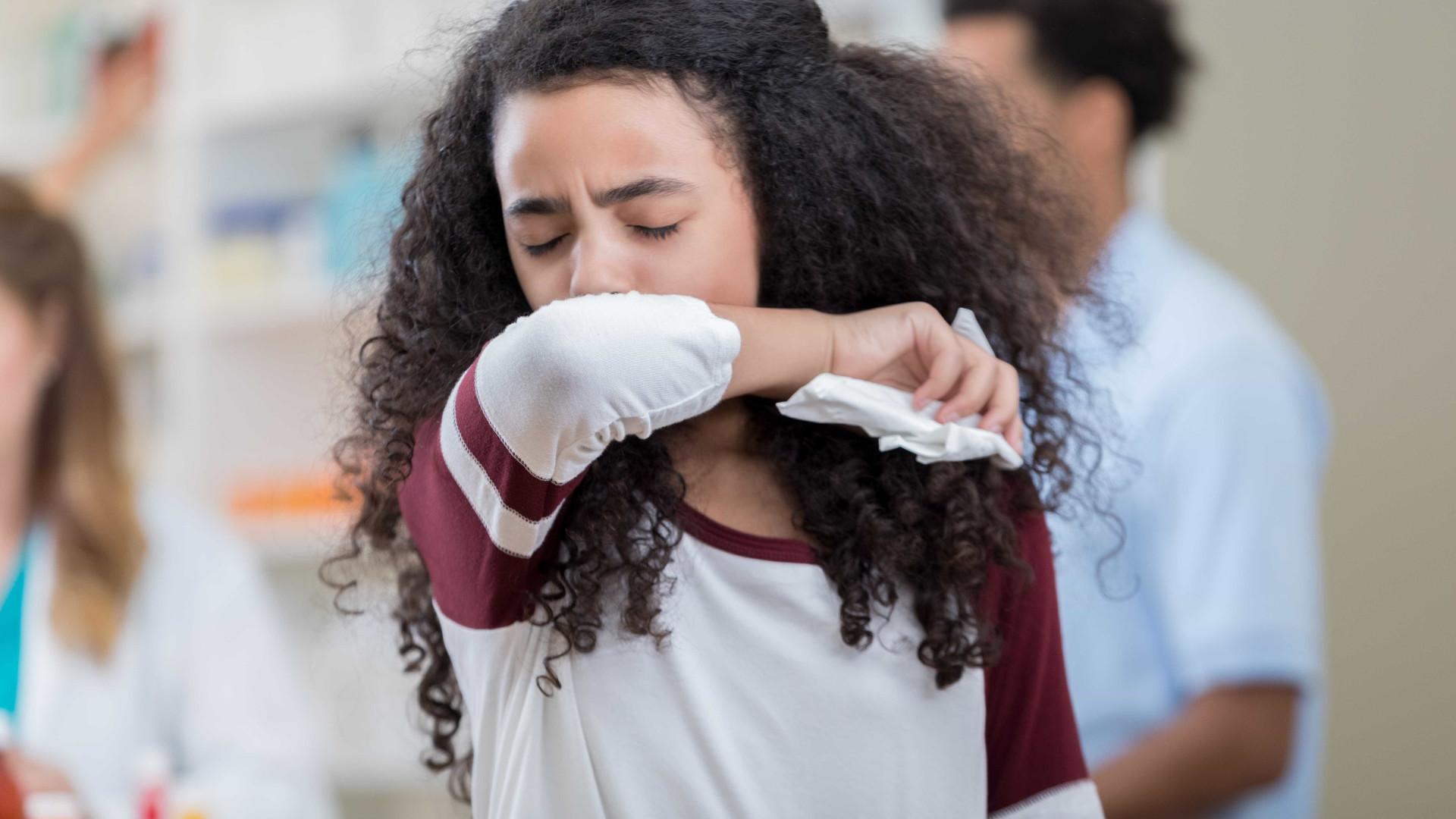 Ministério divulga aumento de mortes por gripe entre crianças