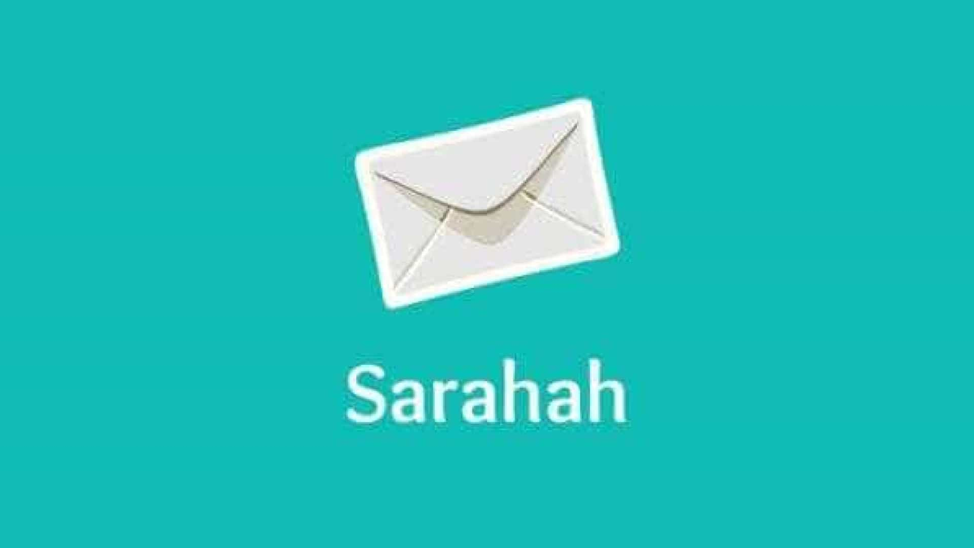 Sarahah copia números de contatos sem consentimento de usuários