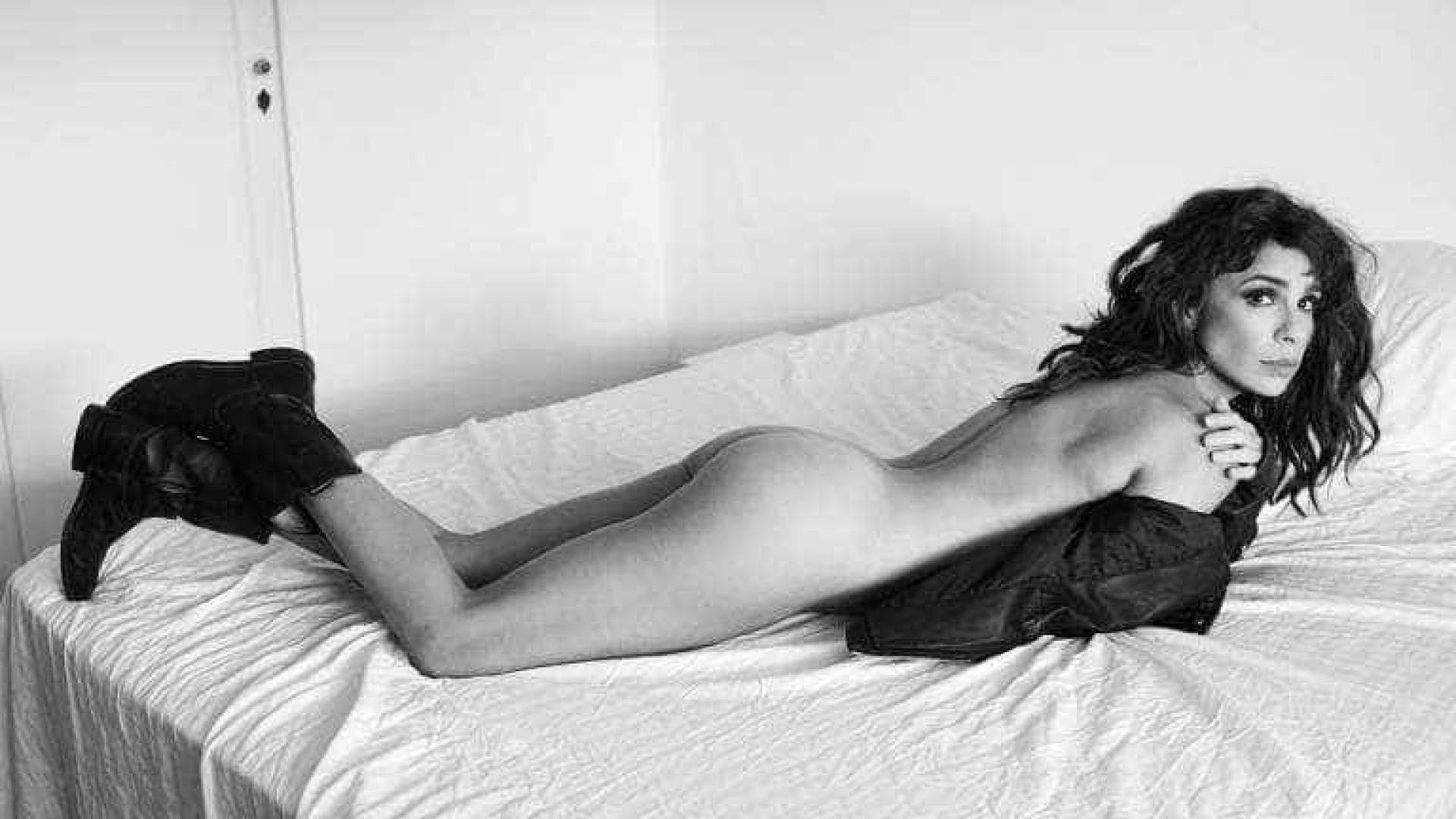 'Fiz de tudo para que meus nudes vazassem', diz Maria Ribeiro