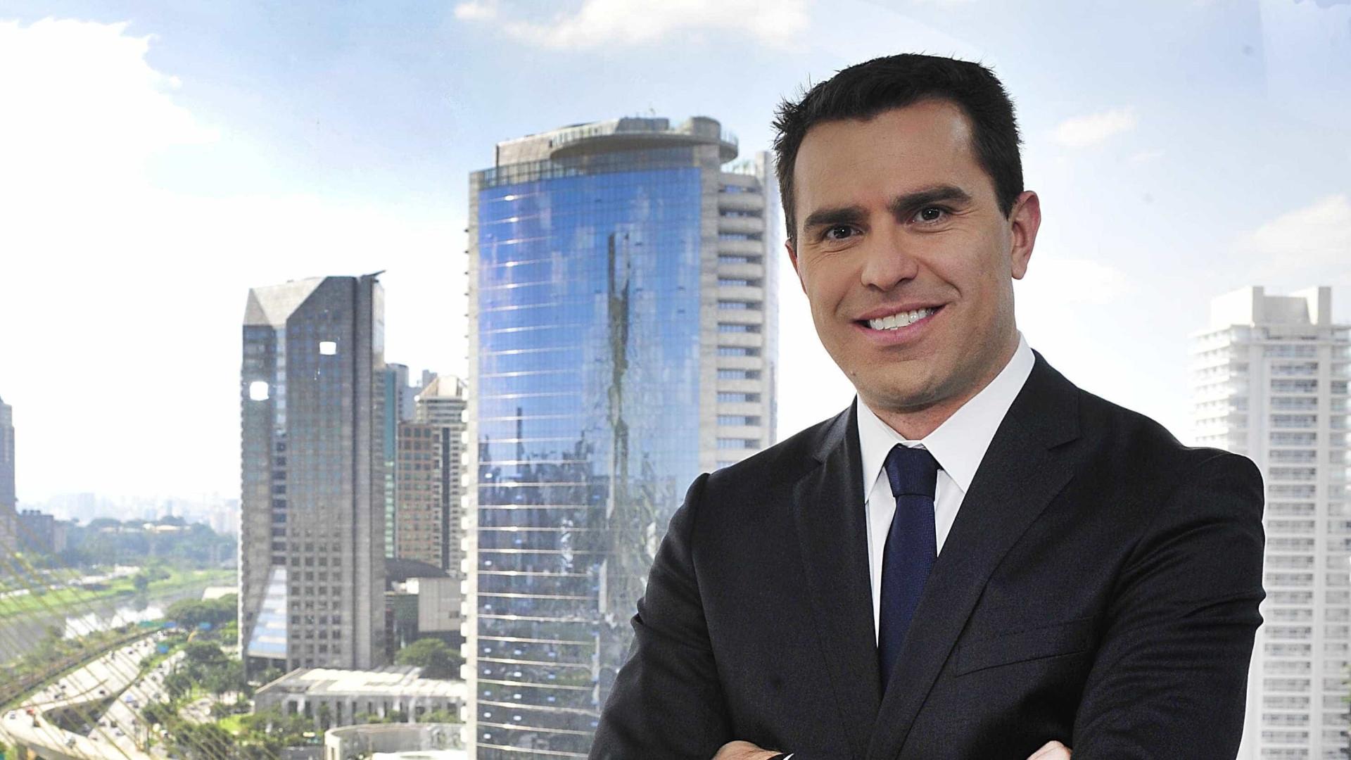 Suposto vídeo íntimo de Bocardi vaza; jornalista contata advogados