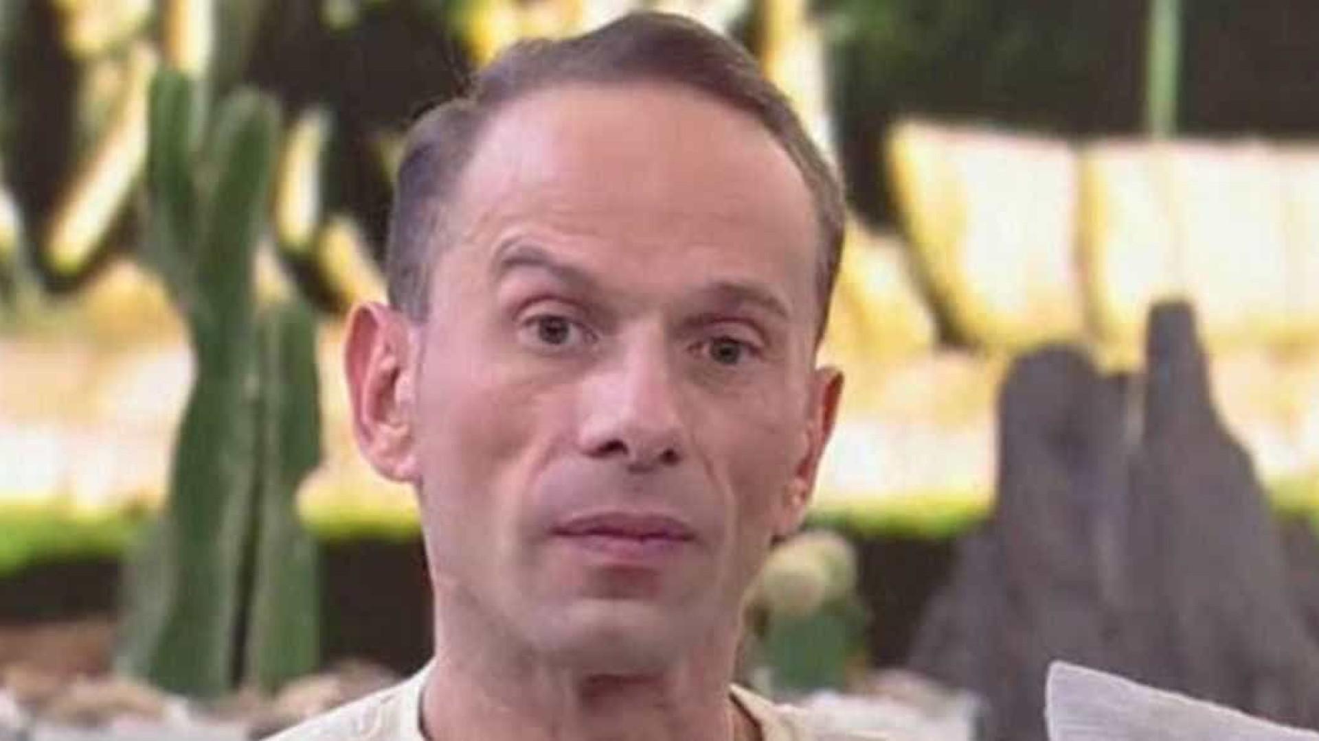 Ex-Polegar fala sobre vício: 'Fumava 70 pedras de crack por dia'