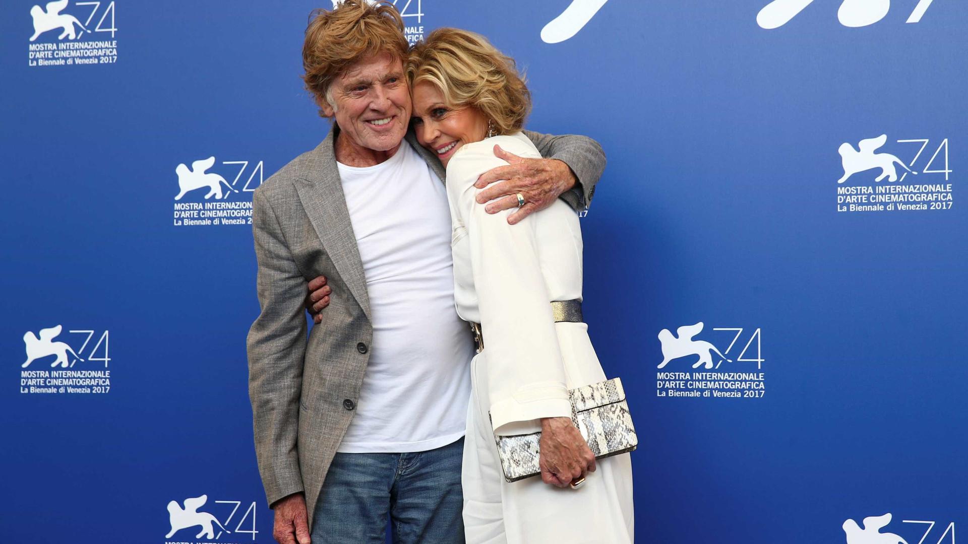 naom 59a996cdae3cb - Jane Fonda e Robert Redford são homenageados no Festival de Veneza