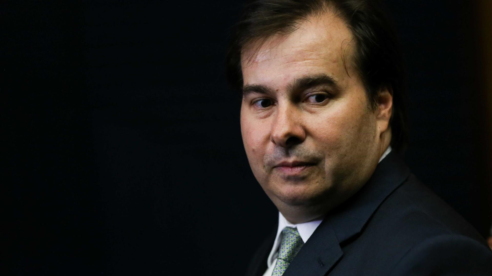Rodrigo Maia nega acordo para adiar votação da reforma da Previdência