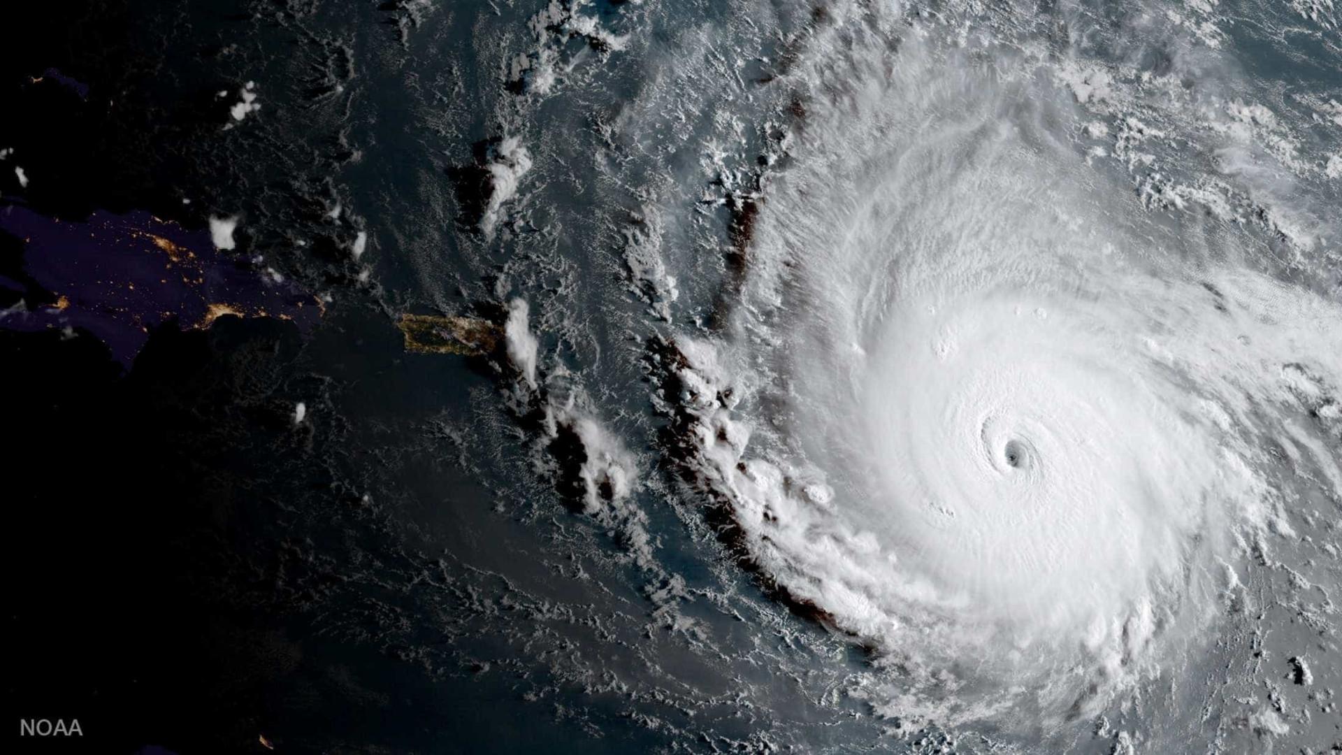 Haiti declara alerta vermelho por furacão Irma