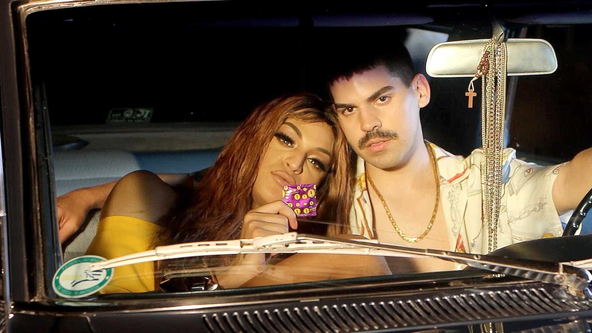 Pabllo Vittar lança clipe Corpo sensual