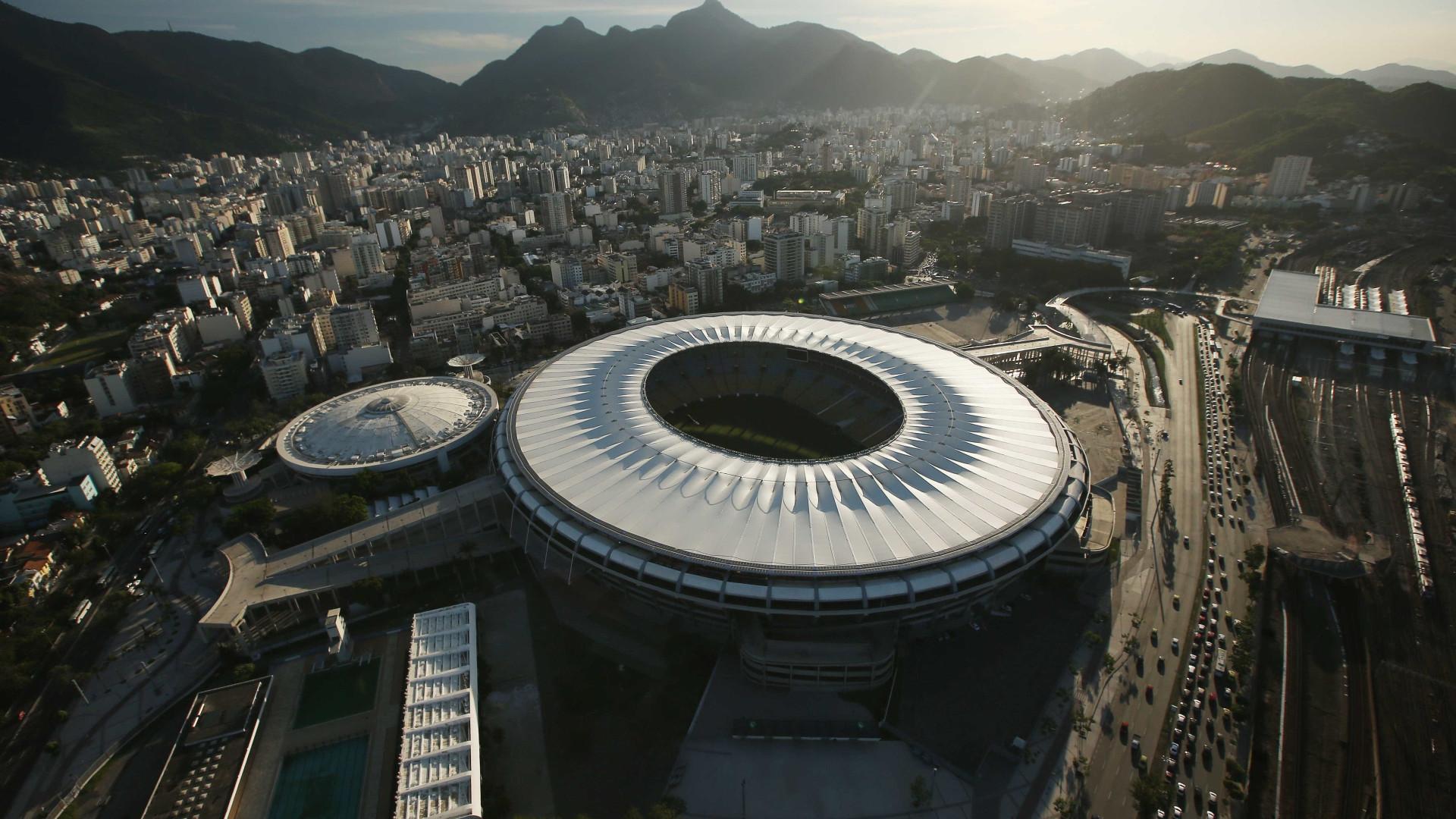 Confirmado! Clássico 'Flamengo x Vasco' será no Maracanã