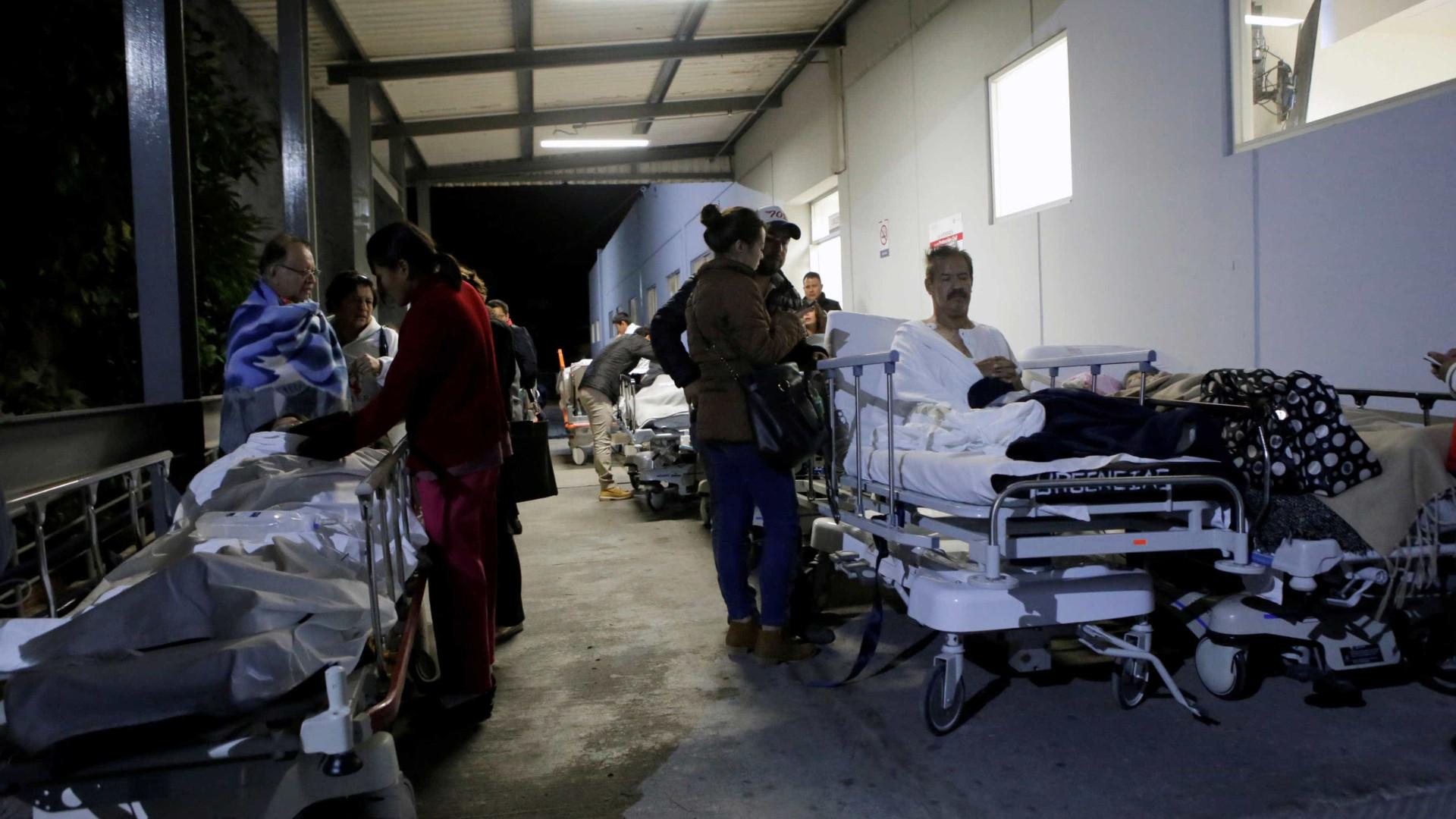 Tremor de 8,4 atinge México;  gera alerta de tsunami e deixa mortos
