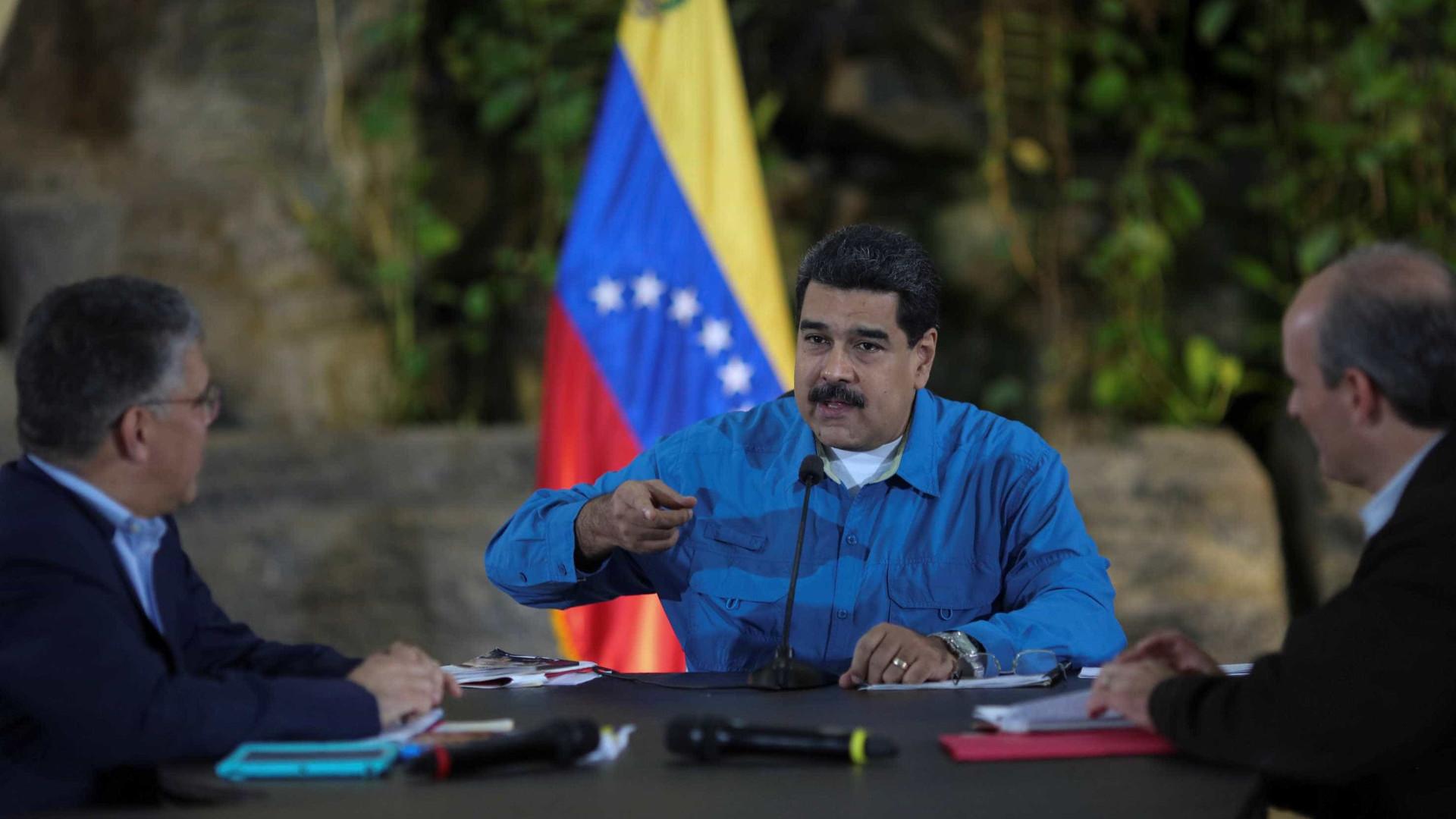 União Europeia adota sanções contra a Venezuela