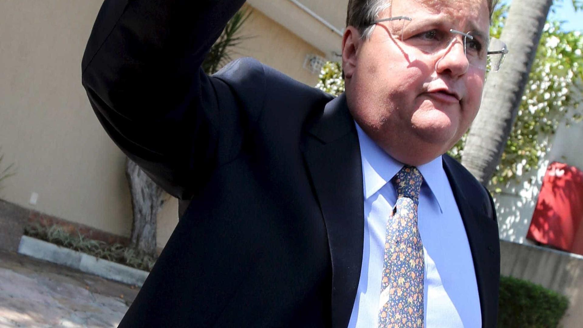Fachin determina bloqueio de R$ 12,8 milhões da família de Geddel