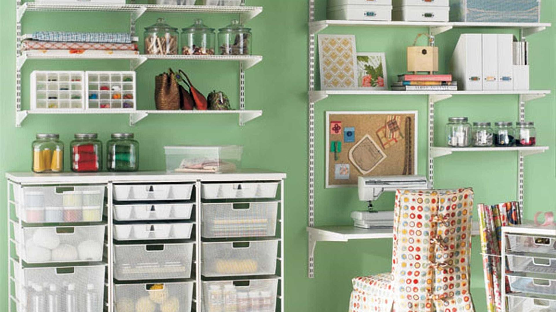 30 idéias práticas para deixar seu home office mais organizado