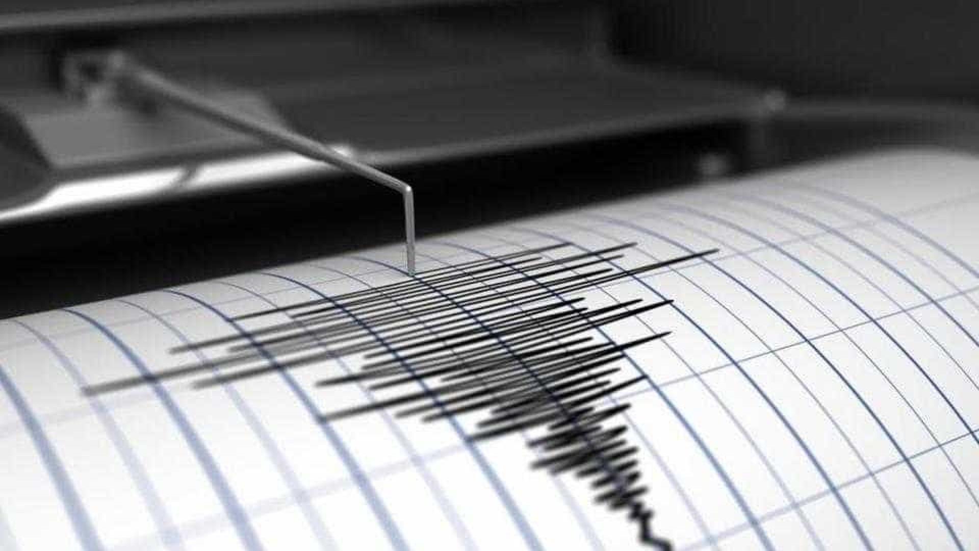 Terremoto de 3.6 atinge região Norte de Portugal
