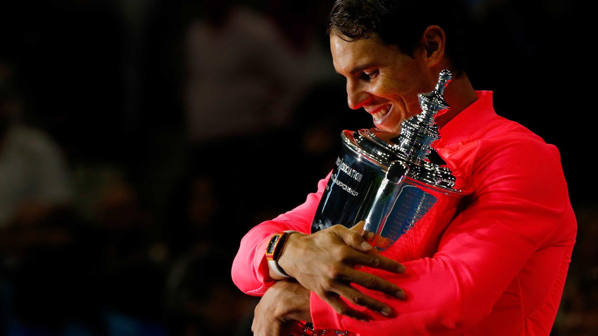 Título do US Open faz Nadal disparar na liderança do ranking mundial