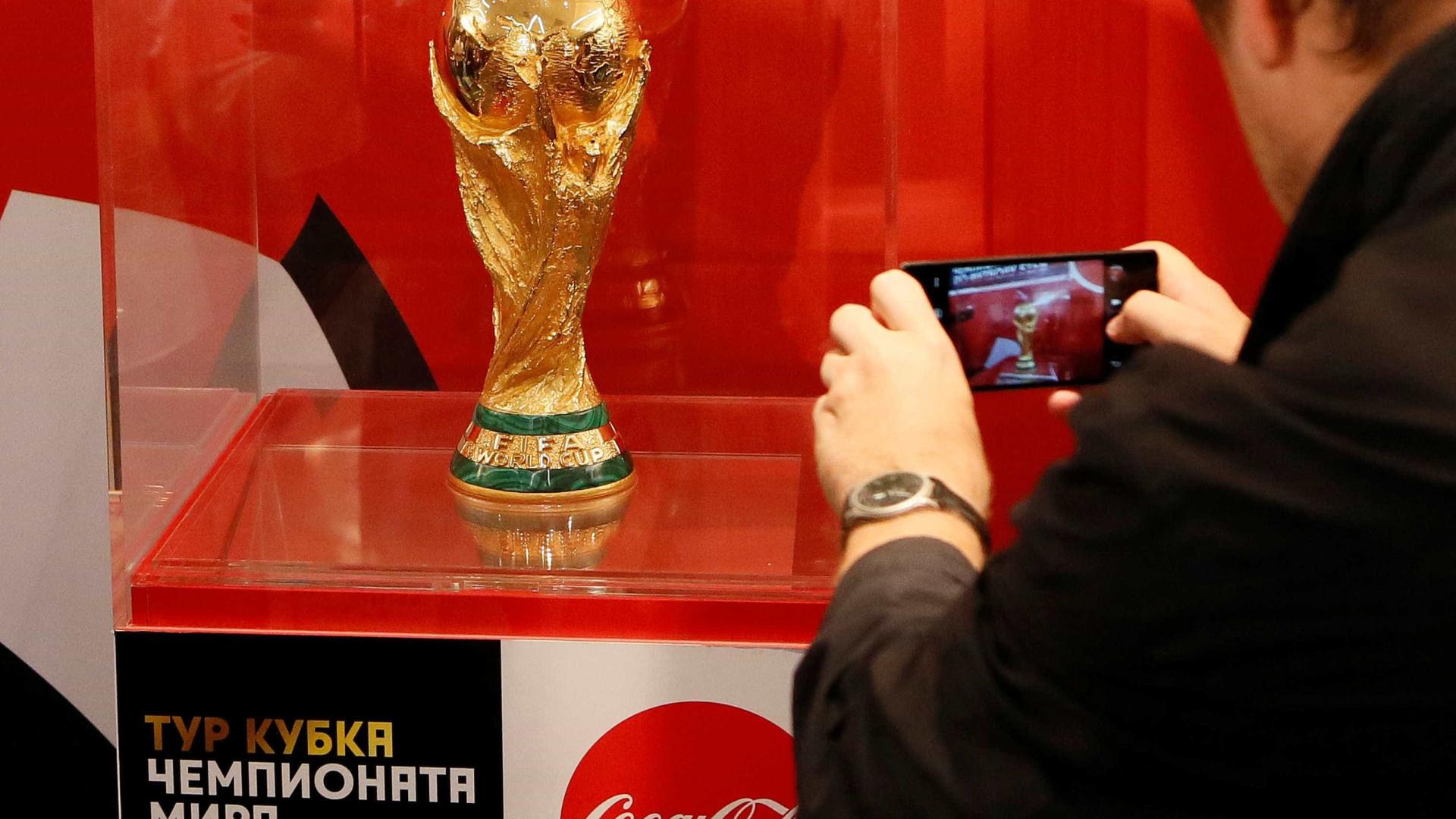 Venda de ingressos da Copa encerra 1ª etapa com 3,5 milhões de pedidos