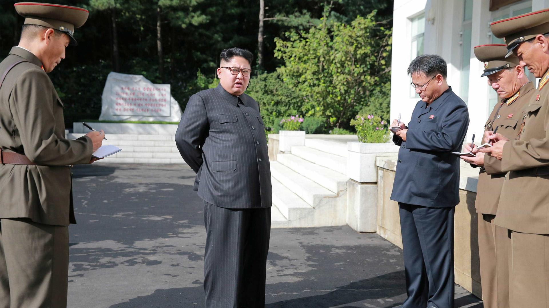Coreia do Norte ameaça