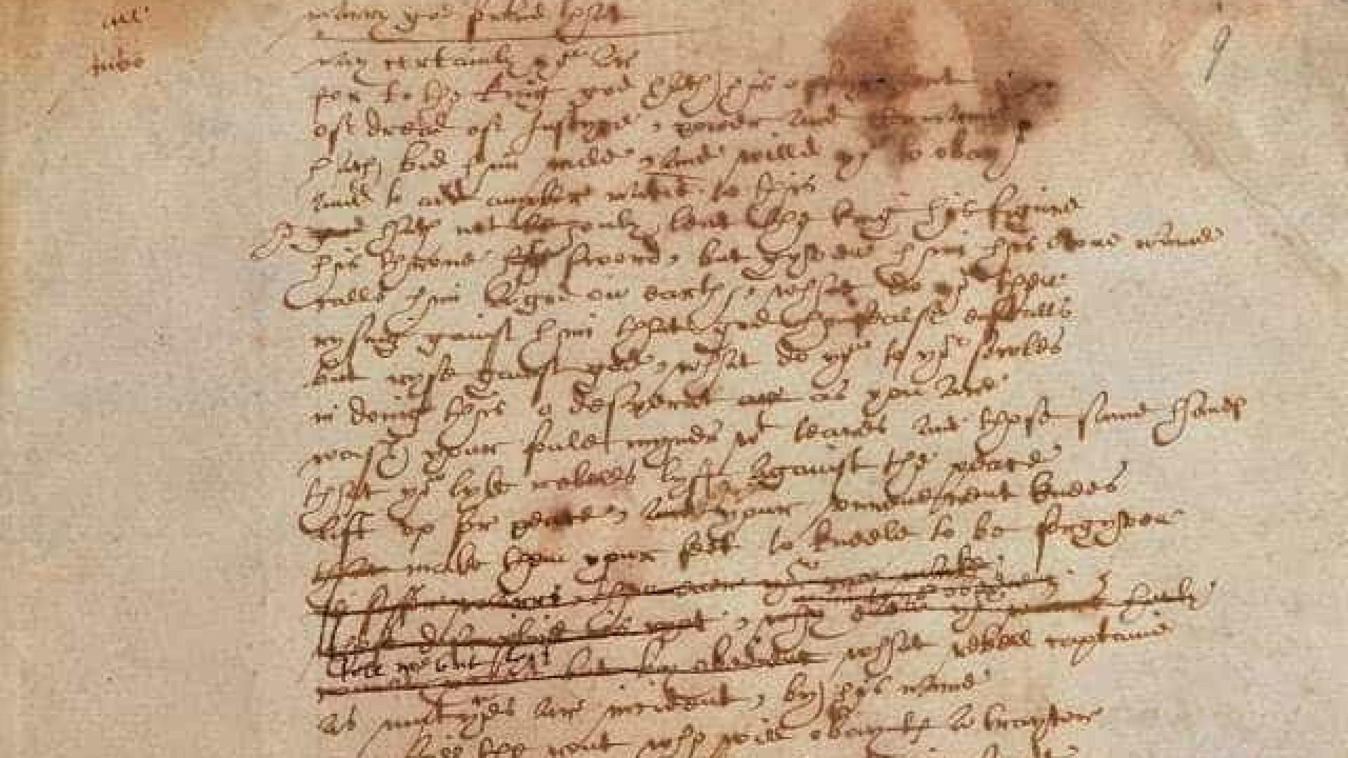 Cientistas italianos decifram carta 'escrita pelo diabo' no século XVI