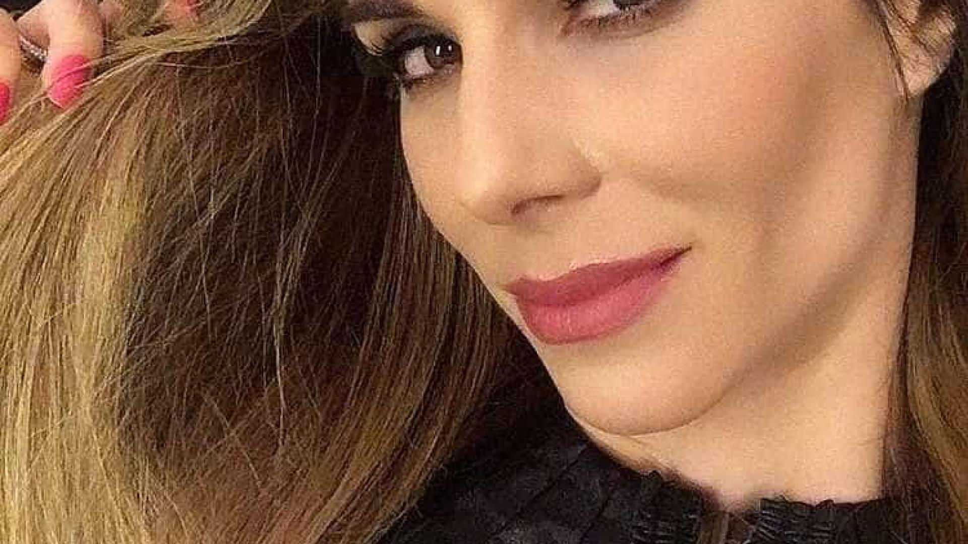 Ana Furtado tenta evitar queda de cabelos com quimioterapia