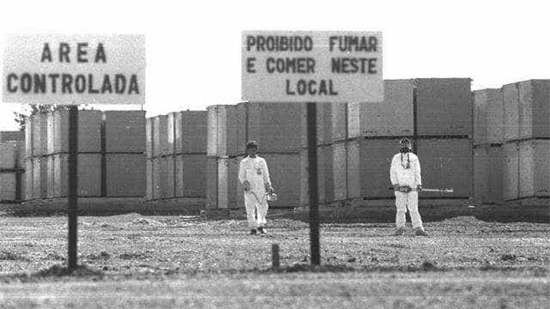 Risultati immagini per Goiania in Brasile, la peggior contaminazione nucleare