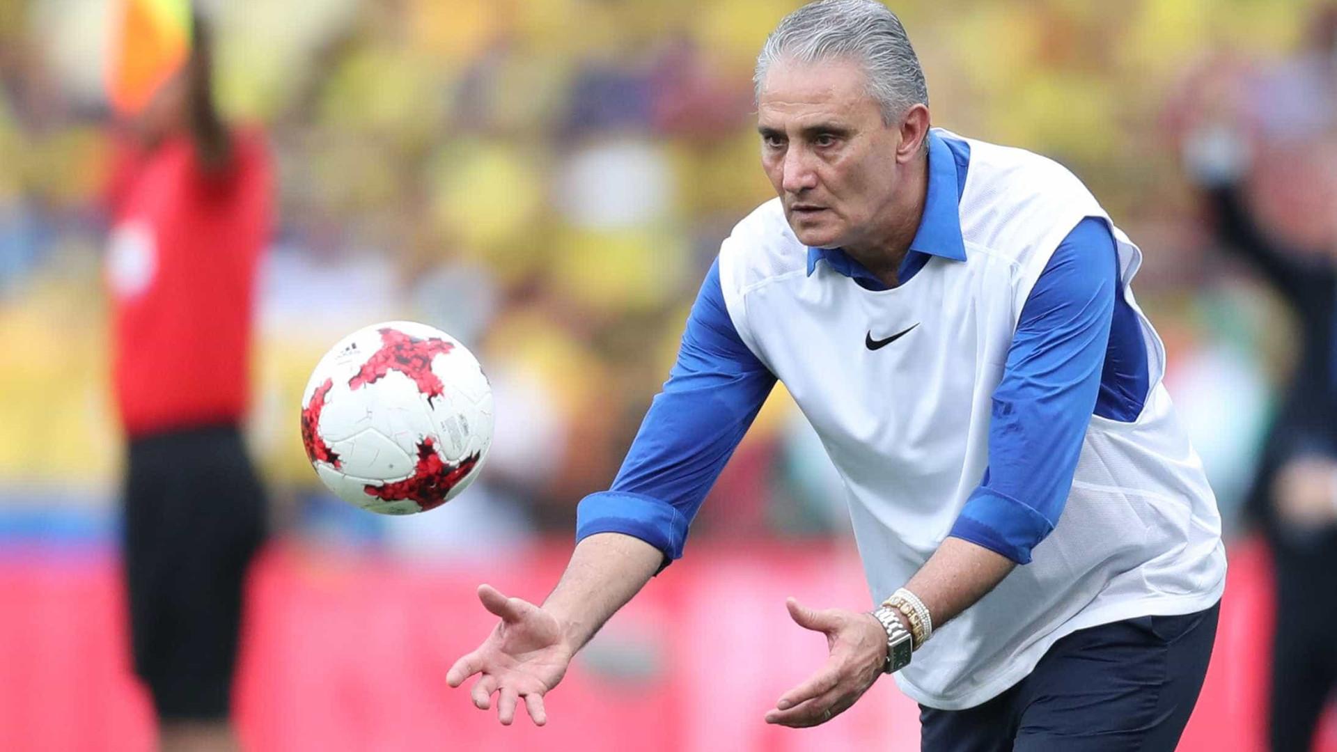 CBF vai à Fifa para que Uefa reconheça licença de técnicos brasileiros
