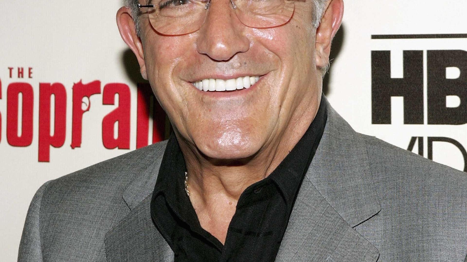 Ator Frank Vincent, de 'Família Soprano', morre aos 78 anos