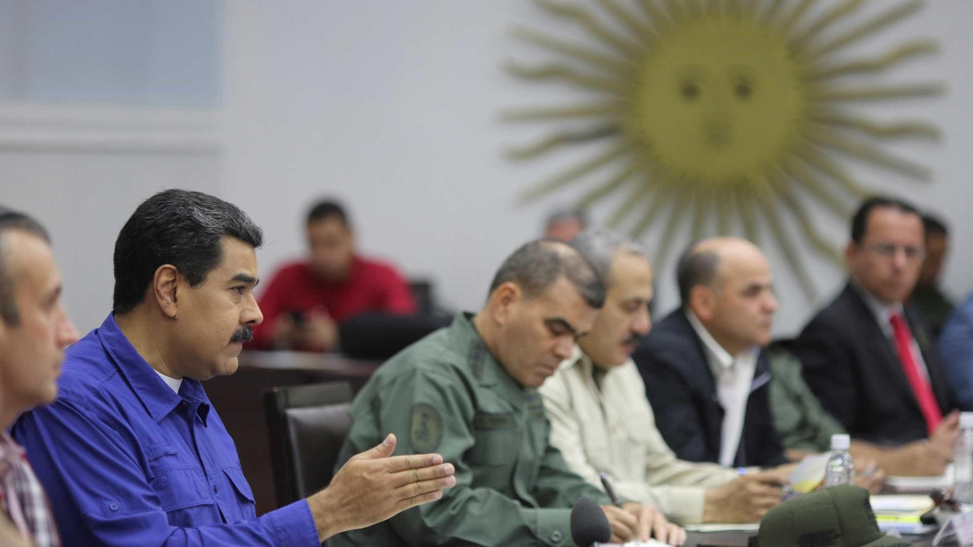 Oposição venezuelana nega que vá retomar negociação com o governo