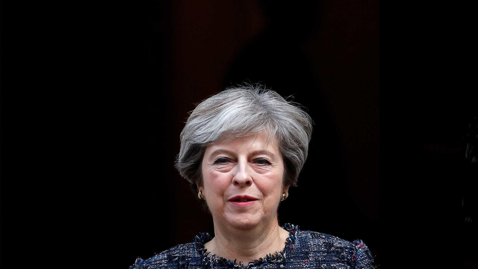 May nomeia nova secretária de Desenvolvimento Internacional do Reino Unido