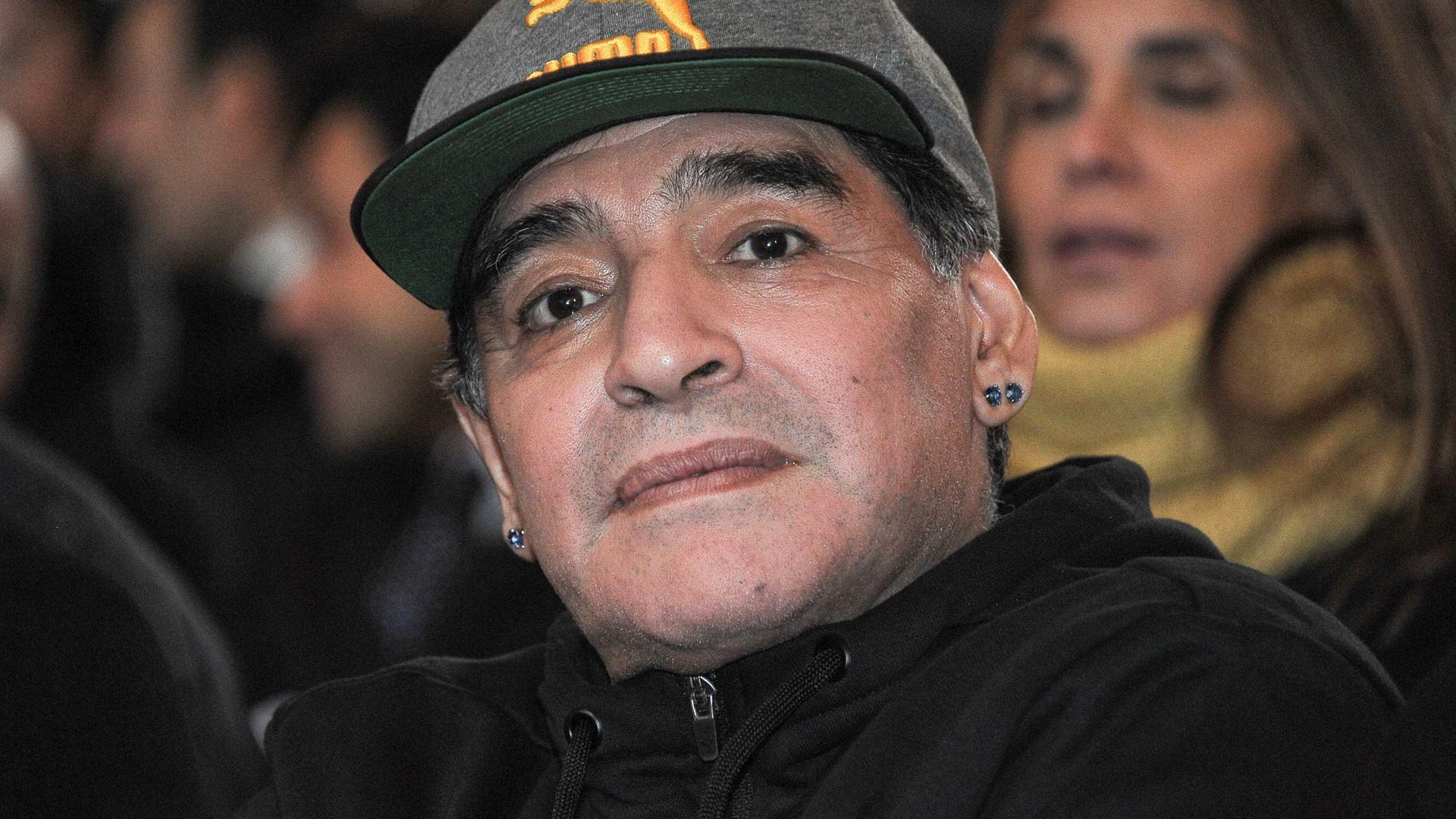 Maradona vai pedir prisão da própria filha por roubo