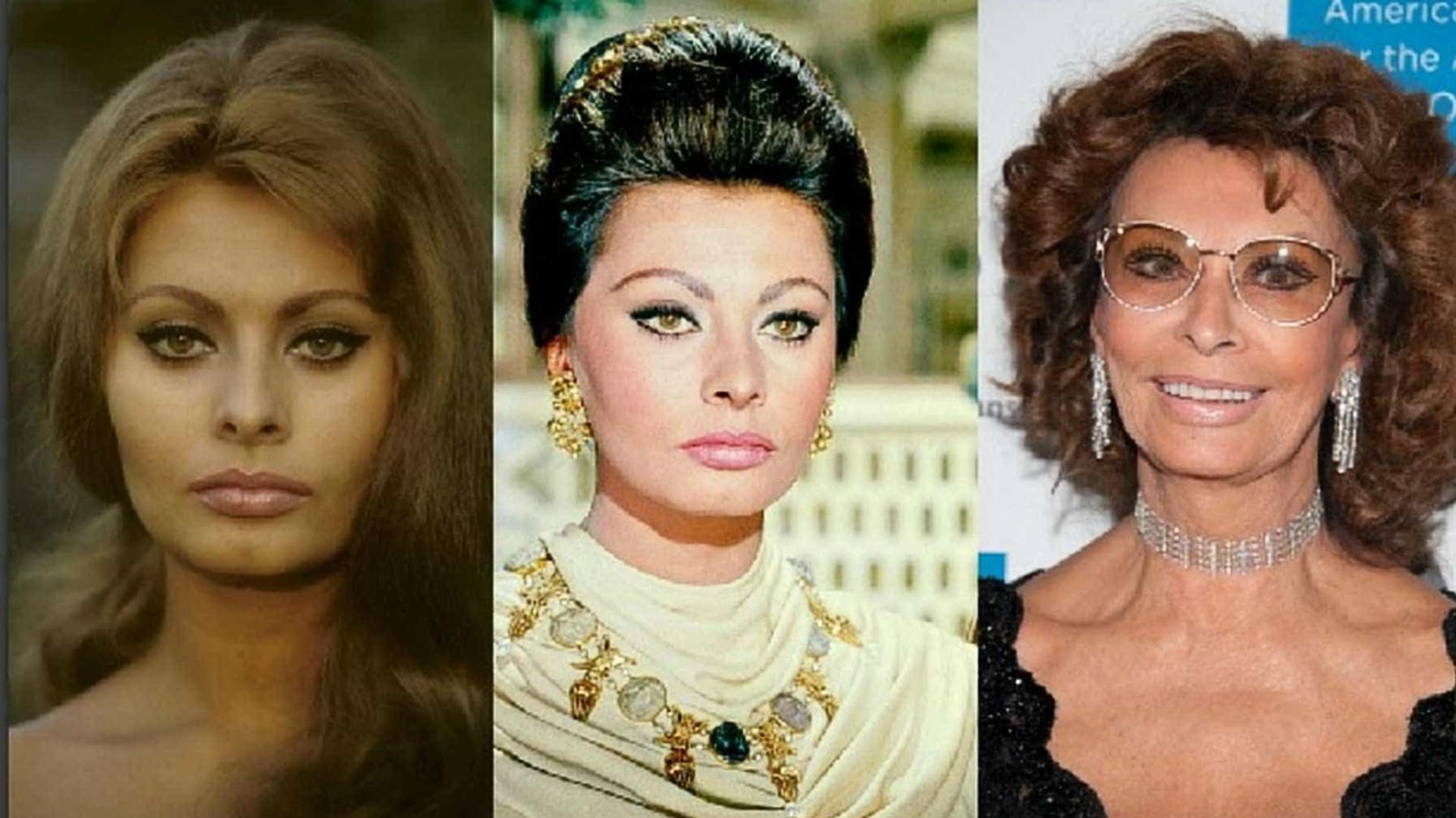 Sophia Loren será destaque no Festival de Cinema Italiano