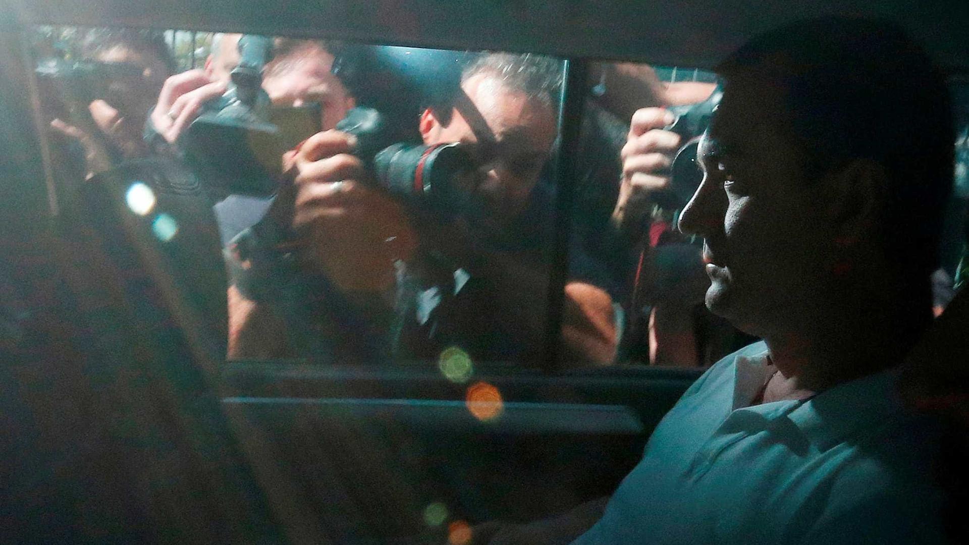 Joesley já está na Justiça Federal em São Paulo para audiência