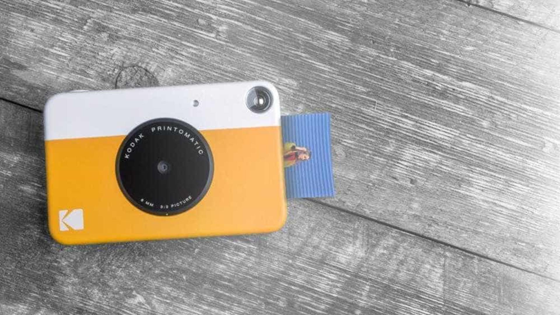 Printomatic: nova câmera de bolsa da Kodak terá impressão instantânea