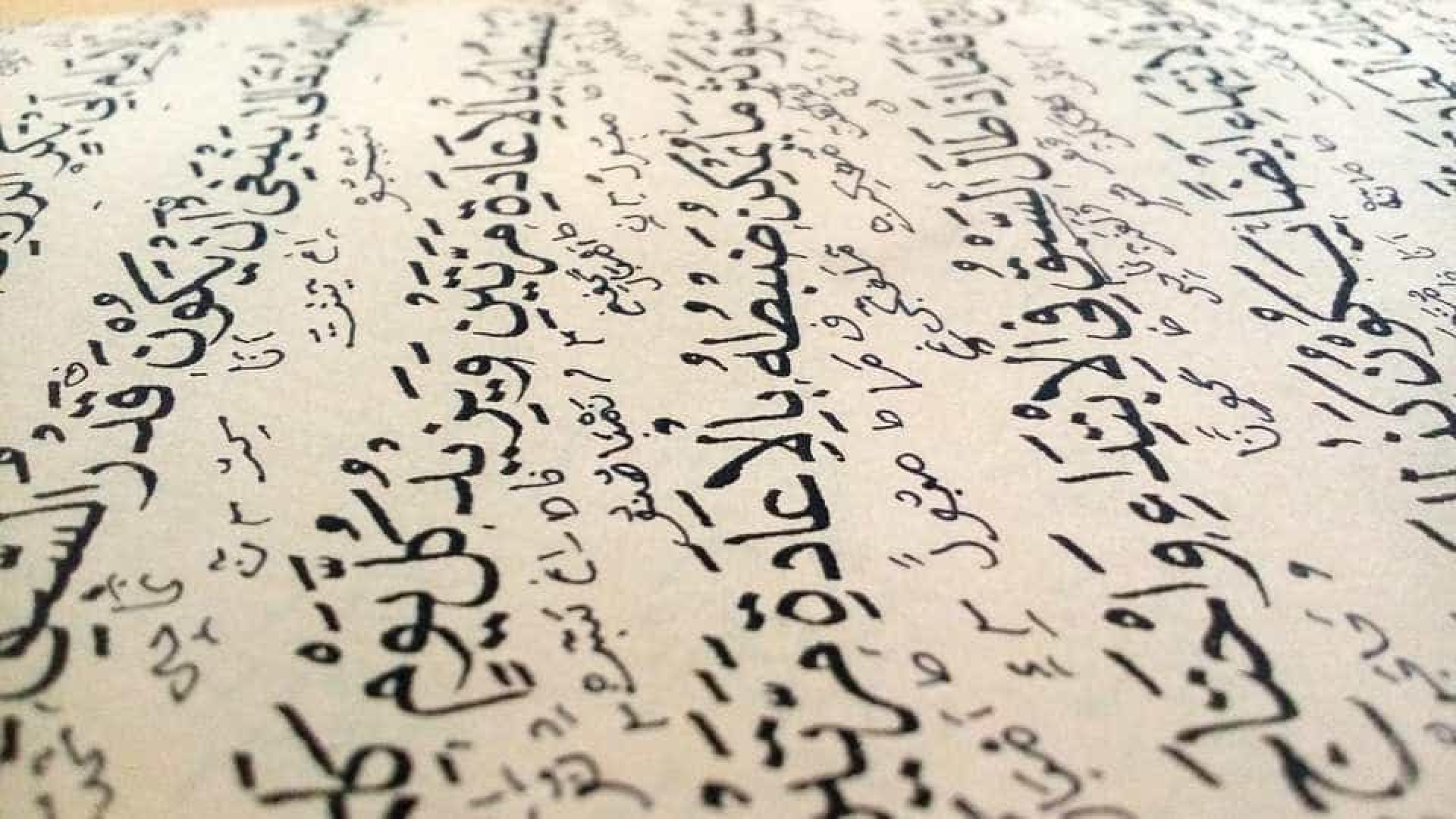 Quase 80 mil papiros em árabe esperam para serem decifrados