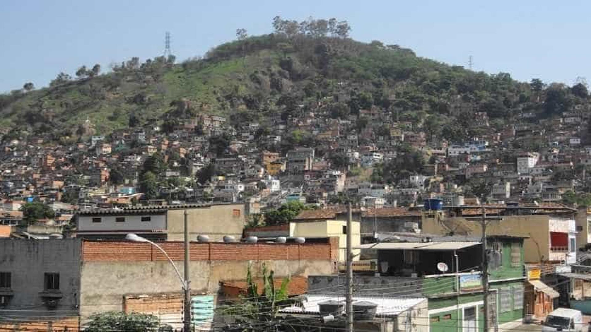 Guerra entre traficantes deixa sete mortos no Morro do Juramento