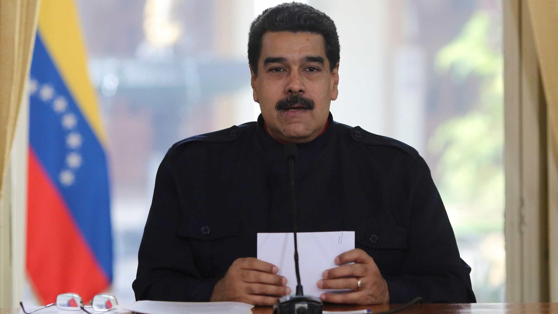 Maduro:'Temer é golpista e sem moral para pedir auditoria na Venezuela'