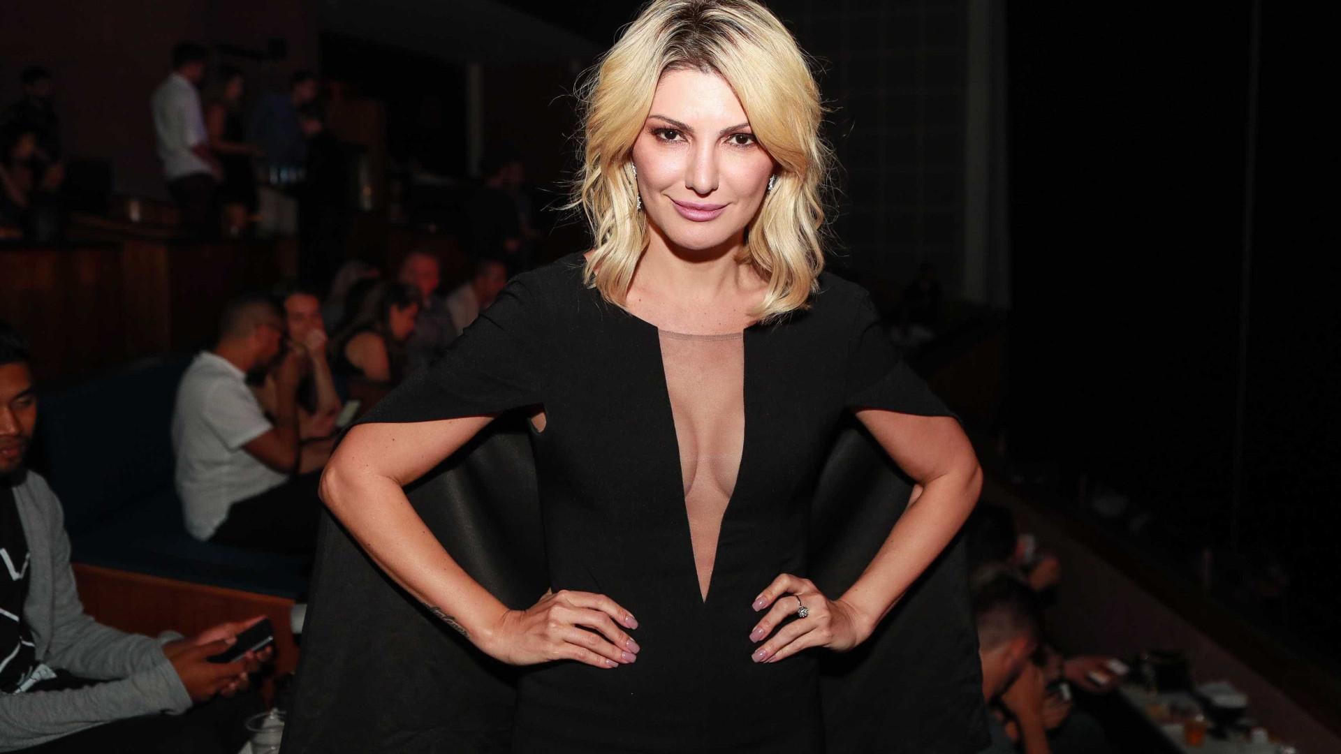 Antonia Fontenelle revela planos de fazer filme sobre Gretchen