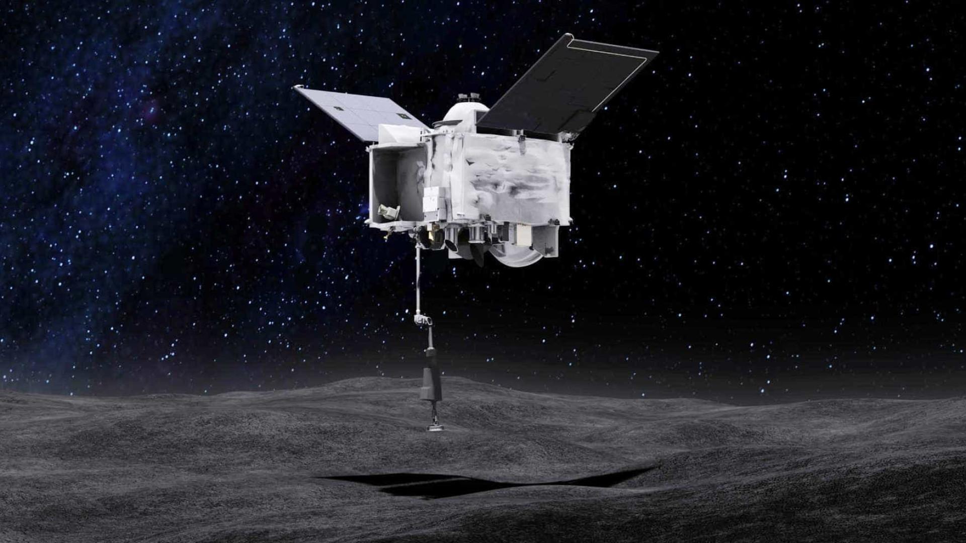 Espaçonave da NASA vai alterar trajeto para encontrar asteroide