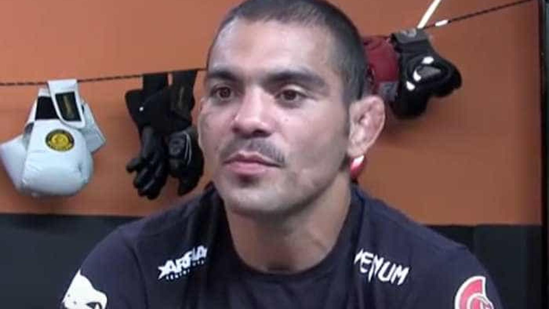 Lutador brasileiro sofre grave acidente e anuncia aposentadoria