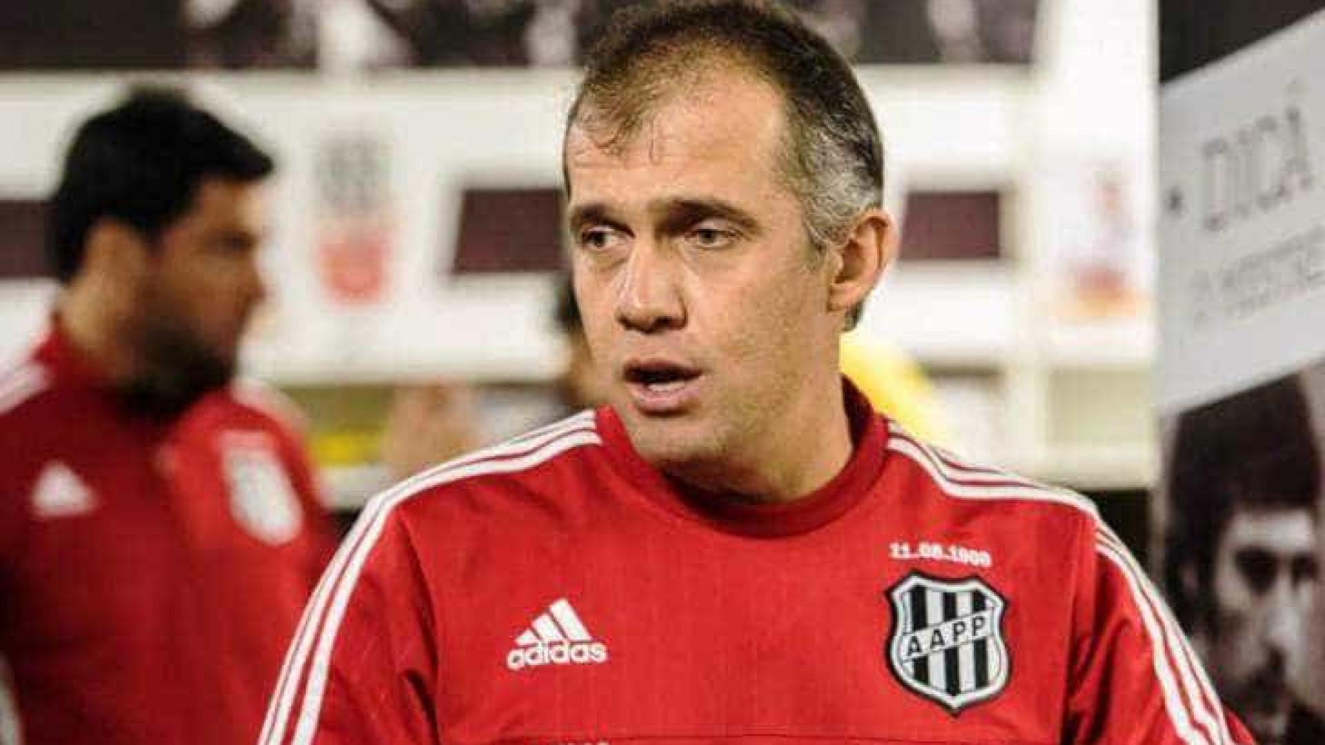 Ponte Preta anuncia Eduardo Baptista como seu novo treinador