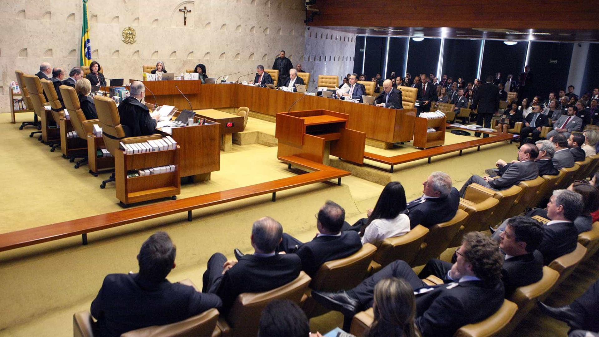 Por 6 a 5, STF diz que Congresso pode rever medida contra parlamentar