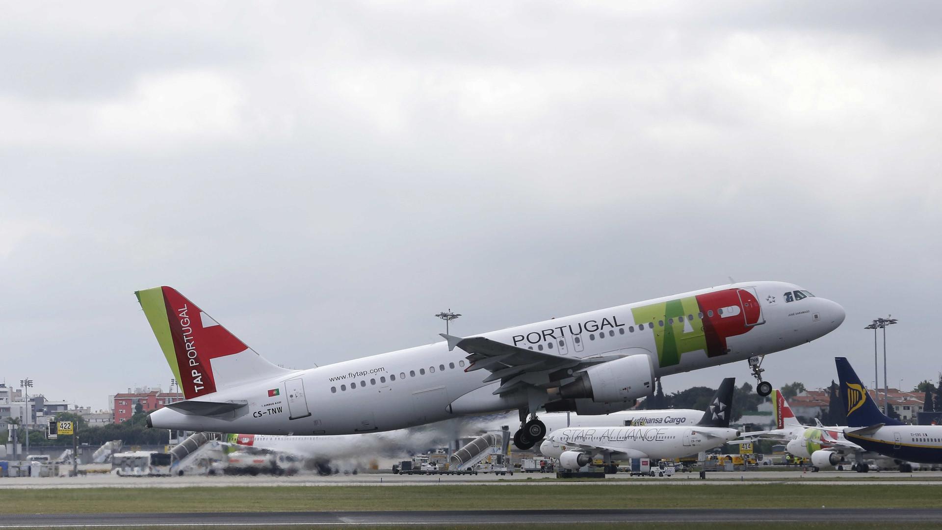 Piloto é detido ao embarcar embriagado em avião da TAP