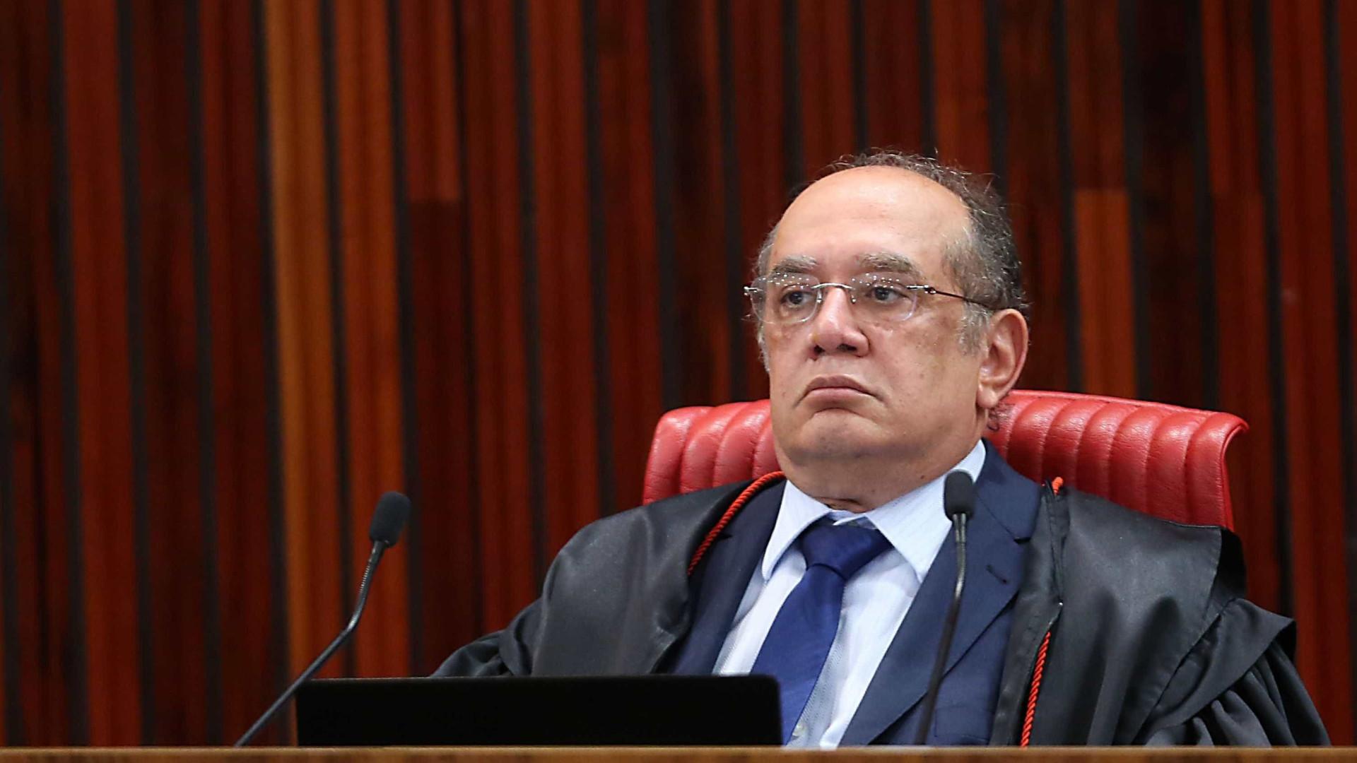 Em despedida no TSE, Gilmar Mendes pede fair play eleitoral a políticos
