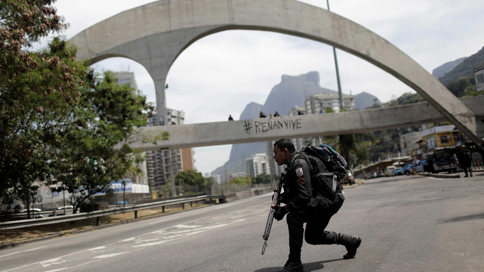 Polícia do Rio investiga se traficante Rogério 157 voltou para Rocinha