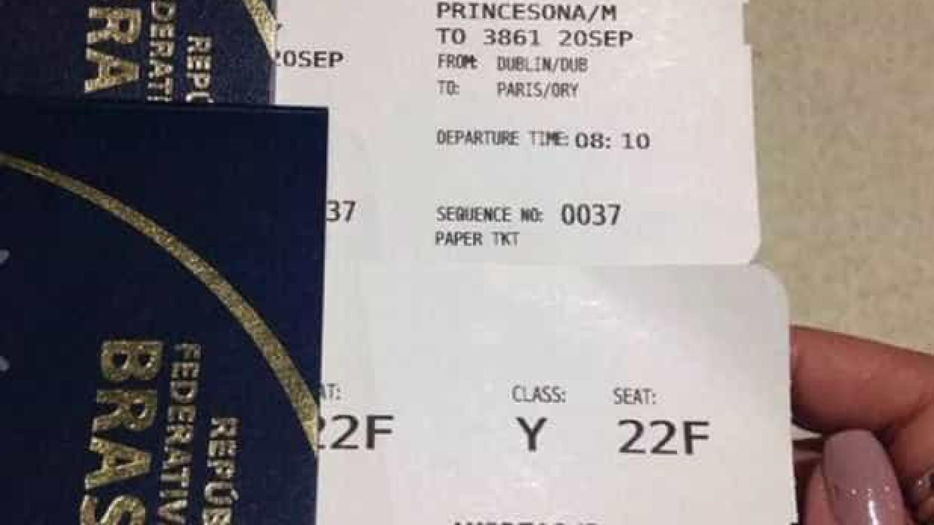 Casal que usou apelidos na passagem consegue embarcar no voo
