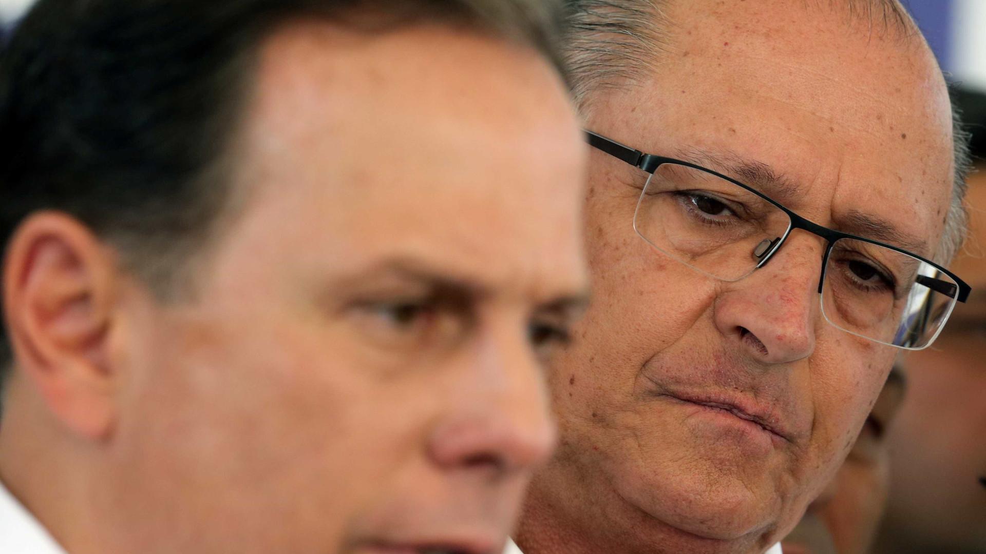 Aproximação de Doria e Flávio Rocha preocupa pré-candidato tucano