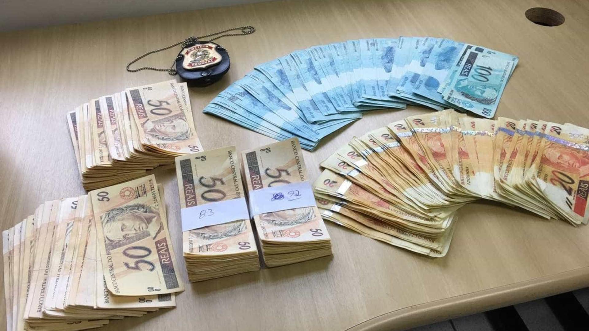 PF prende 14 pessoas em investigação contra produção de dinheiro falso