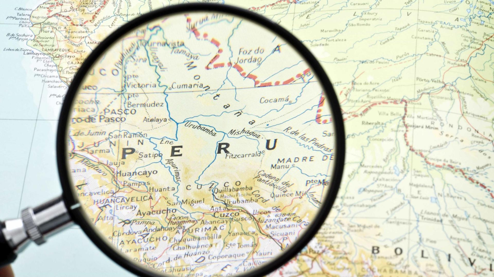 Terremoto no Peru deixa um morto e mais de 65 feridos